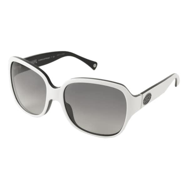 c0394cb21010 ... discount code for coach hc8043 bridget womenx27s rectangular sunglasses  842d8 3179c