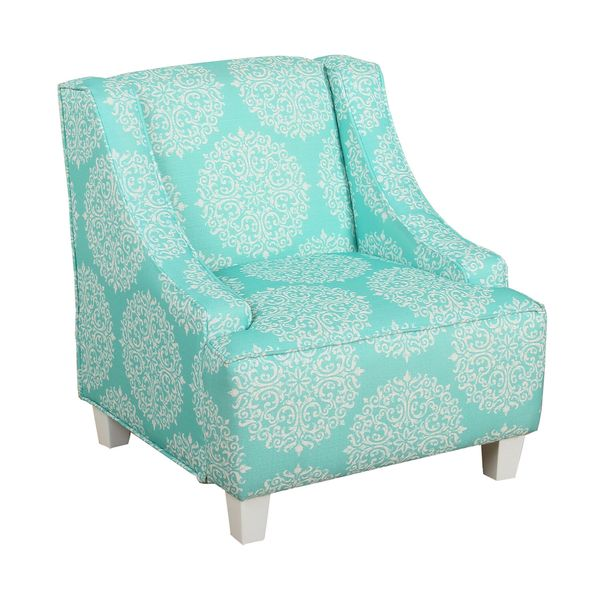 Homepop Swoop Junvile Chair Free Shipping Today