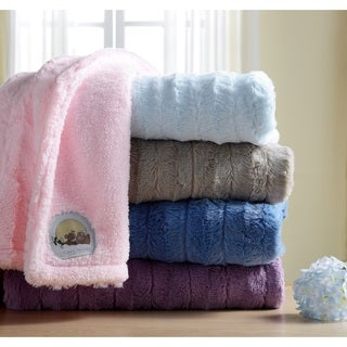 Cozy Nights Super Soft Faux Fur Sherpa (Option: Blue)