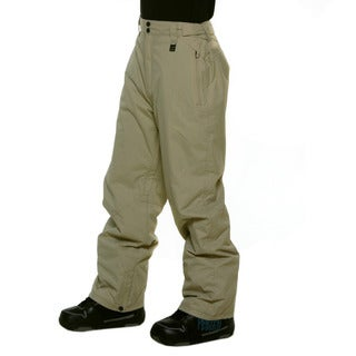 Billabong Men's Cream Altyr Indy 8K Snowboard Pant
