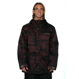 Billabong Men's Purple Walker 15K Jacket