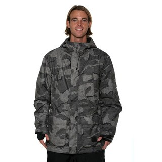Billabong Men's Camo Scotty Lago Sorient 10k snowboard Jacket