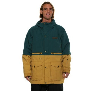 Billabong Men's Bay Berry Grind 10k Snowboard Jacket