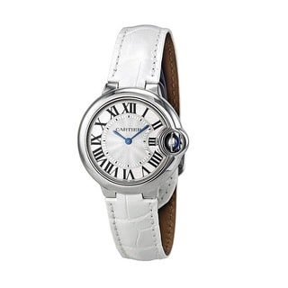 Cartier Women's W6920086 Ballon Bleu De Cartier Silver Watch