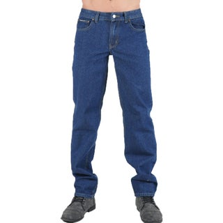 Dinamit Degree Men's Blue Denim Jeans