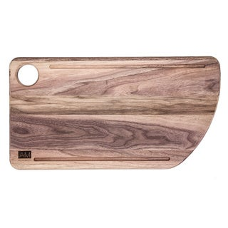 The Noyer by L'Atelier Moderne, Walnut Wood Cutting Board 11x20