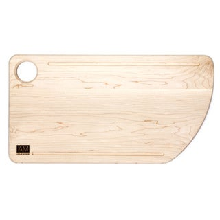 The Erable by L'Atelier Moderne, Maple Wood Cutting Board 11x20