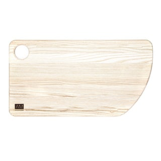 The Frene by L'Atelier Moderne, Ash Wood Cutting Board 11x20