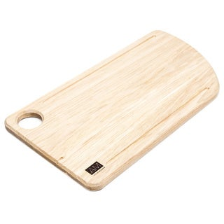 The Caryer by L'Atelier Moderne, Hickory Wood Cutting Board 11x20
