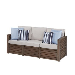 Home Styles Barnside Three Seat Sofa