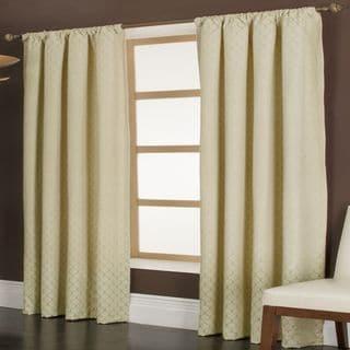 Miller Curtains Penwood 84-Inch Rod Pocket Panel