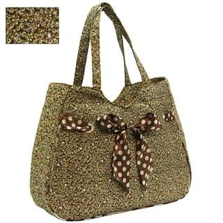 ALFA Floral Tote Bag