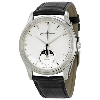Jaeger-LeCoultre Men's Q1368420 Master Silver Watch