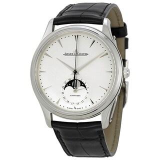 Jaeger-LeCoultre Men's Q1368420 Master Silver Watch