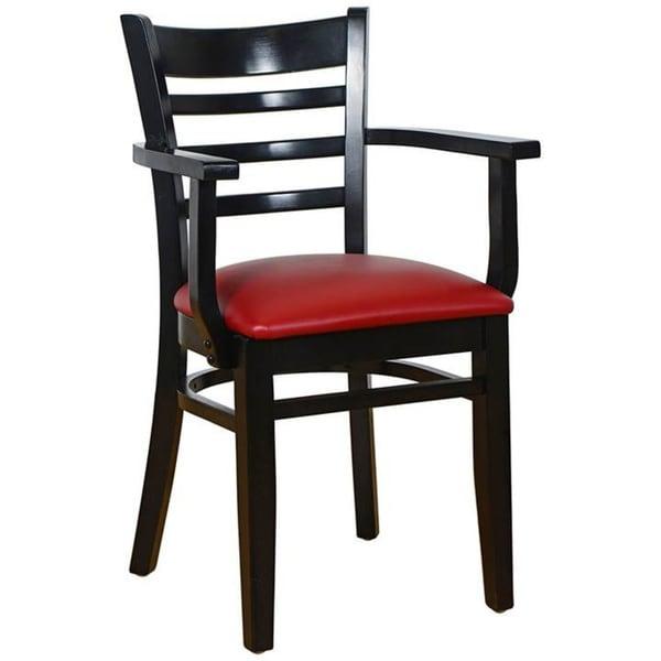 Charmant Ladderback Arm Chair
