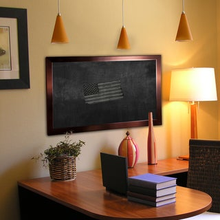 American Made Rayne Shiny Bronze Blackboard/Chalkboard (More options available)