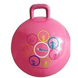Bintiva 45cm Hopper Ball with Foot Pump