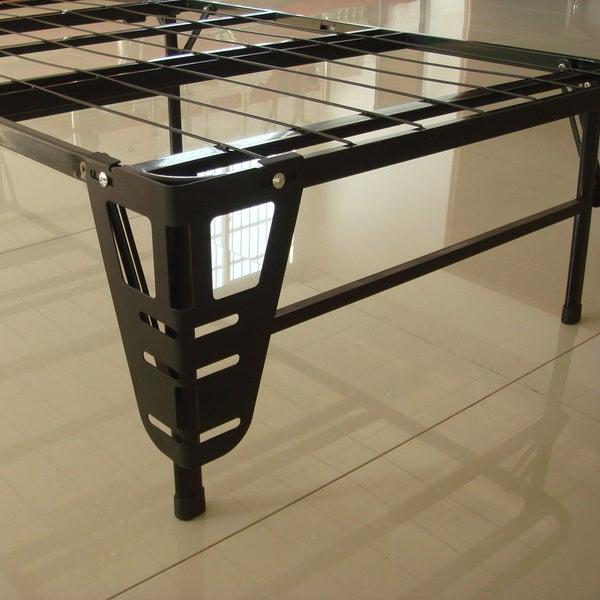 Shop Durabed Platform Bed Steel Headboard Brackets Kit As