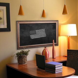 American Made Rayne Canyon Bronze Blackboard/Chalkboard