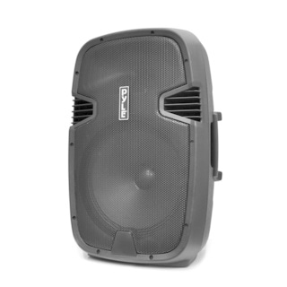 Pyle PPHP122BMU 12-inch 800-watt Portable USB/ SD/ Bluetooth PA Loudspeaker Speaker System with Guitar and Mic Inputs