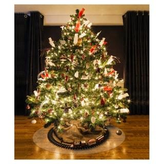 "Christmas Tree Mat 24"" Diameter"