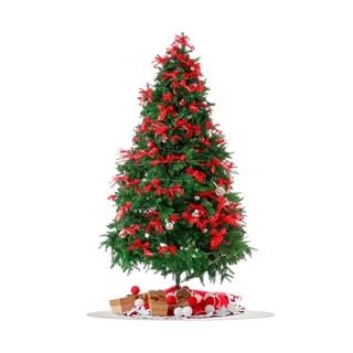 "Christmas Tree Mat 36"" Diameter"
