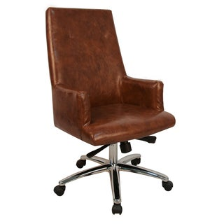 Porthos Home Lincoln Executive Office Chair