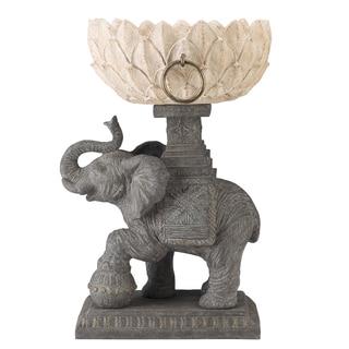 Bombay Outdoors Assam Elephant Planter