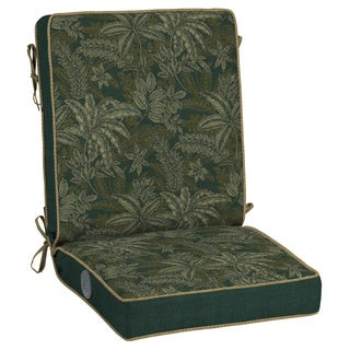 Bombay Outdoors Palmetto Green Adjustable Comfort Chair Cushion