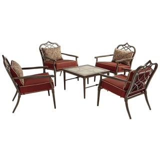 Bombay Outdoors Taj Chat Set