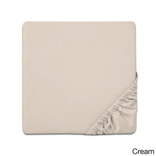 Premium Soft Luxury Double Brushed Microfiber Fitted Sheet (More options available)