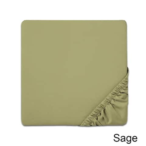 Premium Soft Luxury Double Brushed Microfiber Fitted Sheet