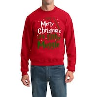 Men's Merry Christmas Ya Filthy Muggle Sweater