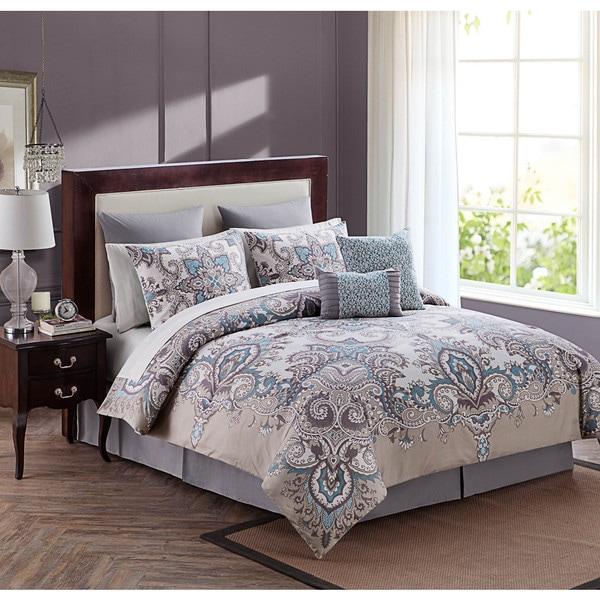 VCNY Istanbul 12-piece Comforter Set