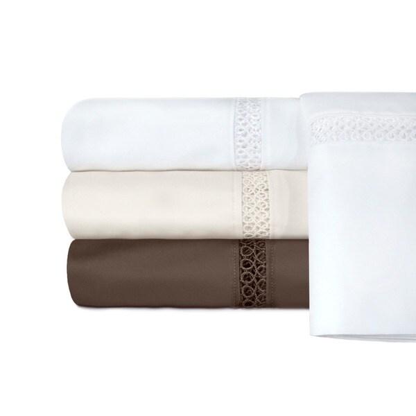 Grand Luxe Egyptian Cotton Payton 800 Thread Count Pillowcases (Set of 2)
