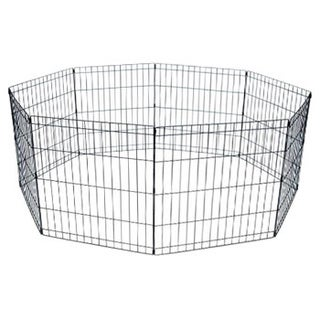 YML 8-panel Wire Pet Playpen