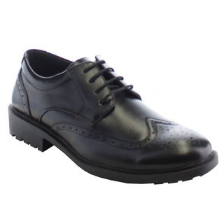 Alessio M853l Men's Wingtip Brogue Oxfords Shoes