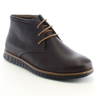 Alessio M157h Men's Lace Up Chukka Boots