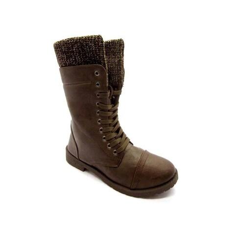 Blue Women's Millie Cuff Boot