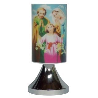 Aurora Religious Electric Oil Warmer with Touch Power Adjuster