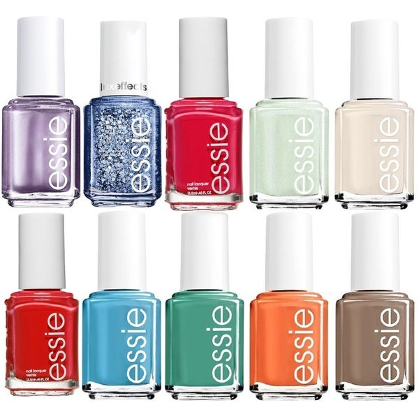 Shop Essie 10-piece Nail Polish Set - Free Shipping On Orders Over ...