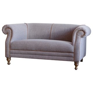 Hartford Flax Fabric Sofa