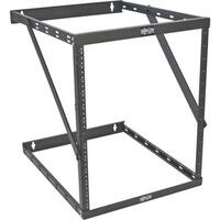 Tripp Lite 8U 12U 22U 2 Post Open Frame Rack Cabinet Expandable 23.5""