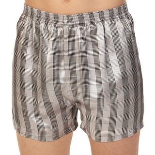 Majestic Men's Knight in Shining Silk Boxer Shorts