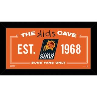 Steiner Sports NBA Phoenix Suns 10x20 Kids Cave Sign