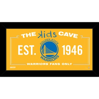 Steiner Sports NBA Washington Wizards 10x20 Kids Cave Sign