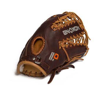 Nokona Alpha Select 12.25-Inch Leather Baseball Fastpitch Glove Full Trap Web