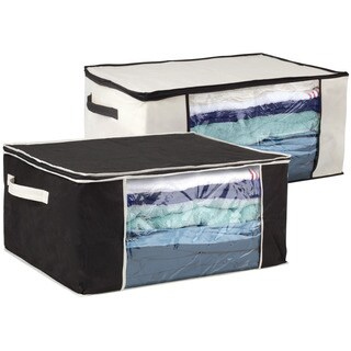 Sunbeam Under the Bed Blanket Storage with Clear Window (2 options available)