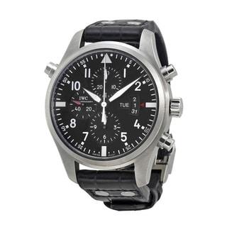 IWC Men's IW377801 Pilots Black Watch