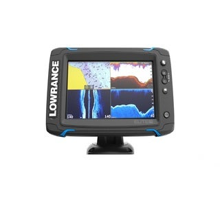 Lowrance Elite-7 Ti Med/High/StructureScan Fishfinder